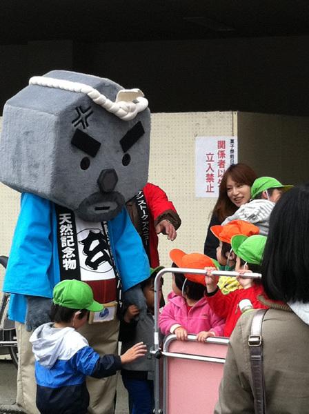 ONE POINT-菓子祭前日祭_玄さん