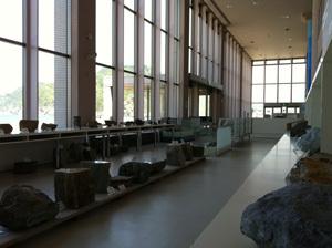 ONE POINT-ジオパーク館_岩石