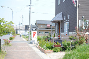 ONE POINT-06_STEP外観02
