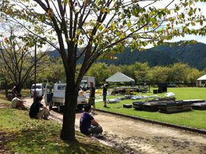 ONE POINT-TAJIMAWAVE2011前日