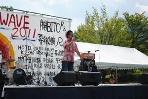 ONE POINT-05_TAJIMAWAVE2011当日
