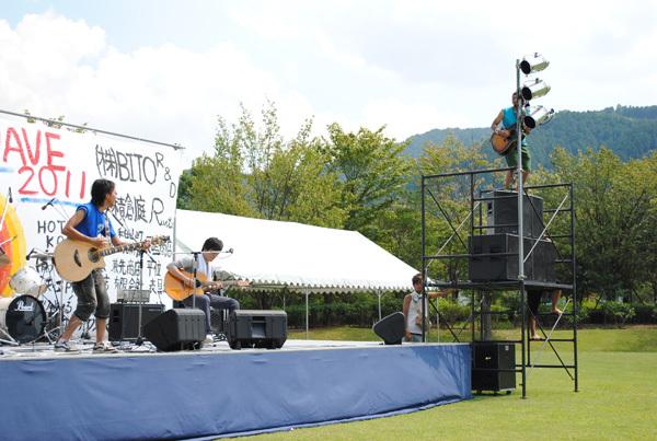 ONE POINT-11_TAJIMAWAVE2011当日